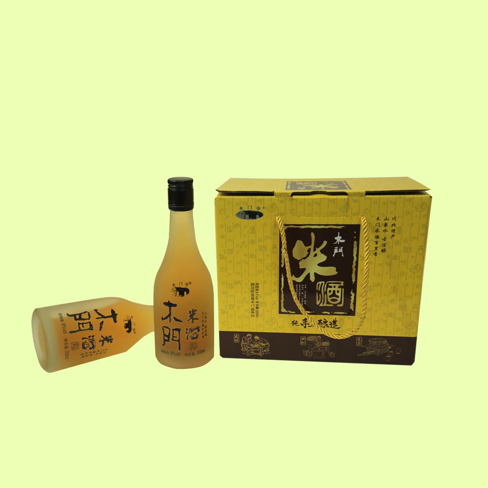 米酒-瓶装