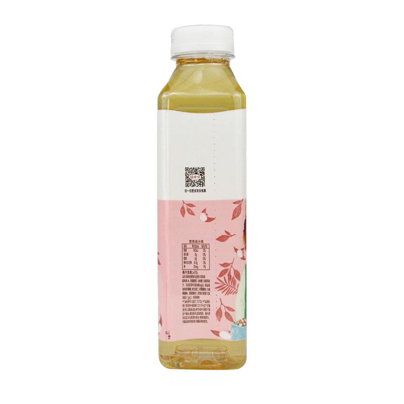 蜜桃乌龙茶500ml