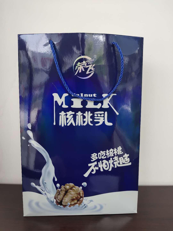 荣飞花生核桃乳(蓝罐)240ml×20罐